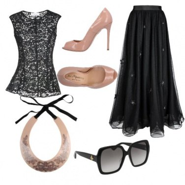 Outfit Quasi tutto nero