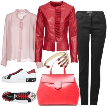 Outfit Sneakers fashion