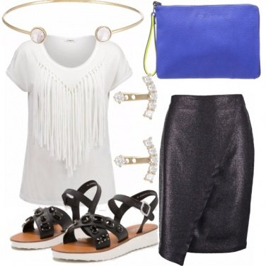 Outfit Frange urban style