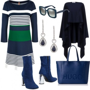 Outfit Non solo righe