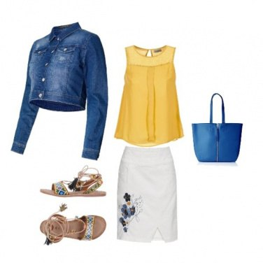 Outfit Etnico #3340