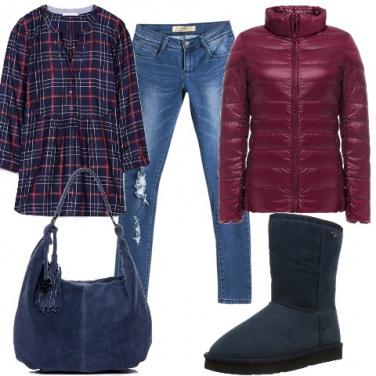 Outfit La soluzione al freddo