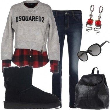 Outfit Rientro all\'università