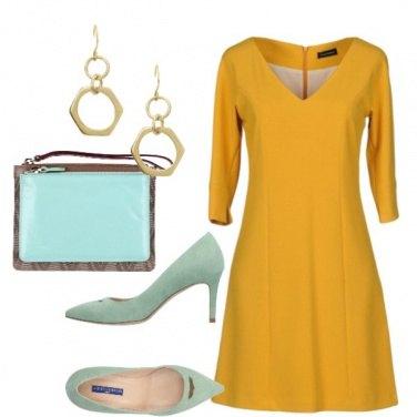 Outfit Osare con i colori