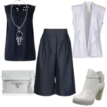 Outfit Must have ..la gonna pantalone