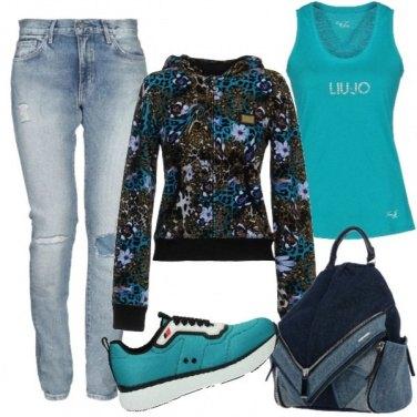 Outfit Pomeriggio Easy