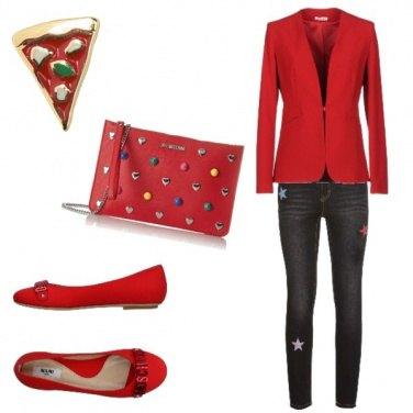 Outfit Settembre tra lavoro e colore
