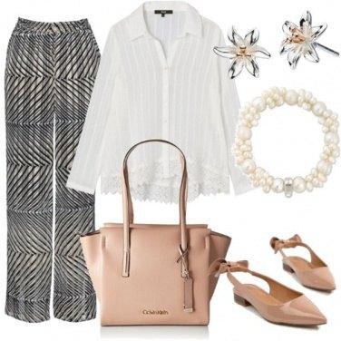 Outfit Un bon ton per l\'ufficio