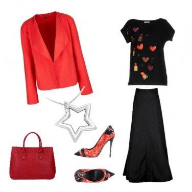 Outfit Sabato alternativo