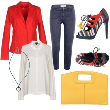 Outfit CMPS Colori primari