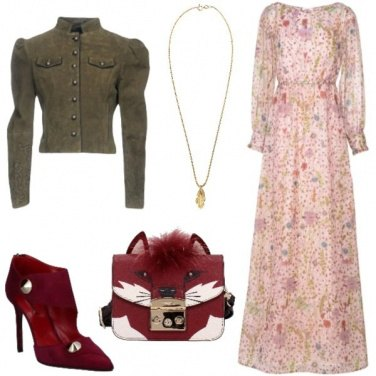 Outfit Etnico #3341