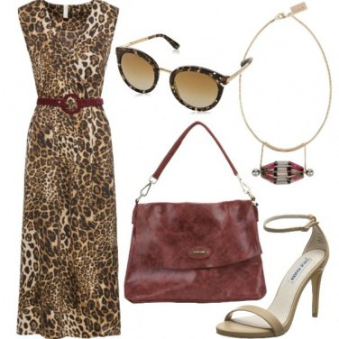 Outfit Tendenze 2018 : Leopardato