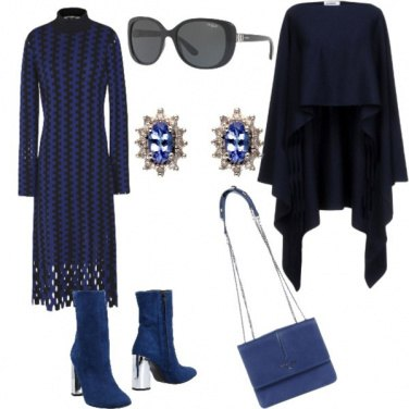 Outfit Blue reale e non