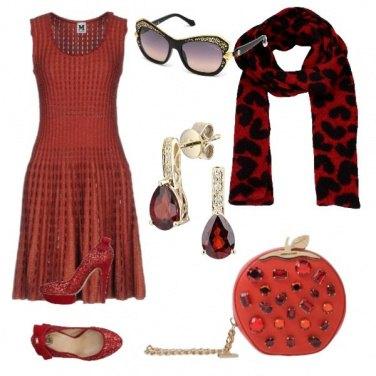 Outfit Come una diva del cinema di Venezia