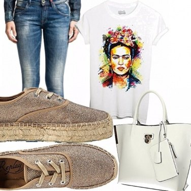 Outfit Frida