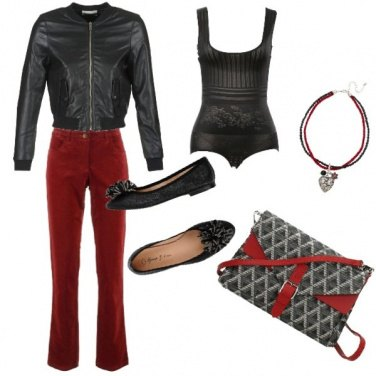 Outfit Rock #2923