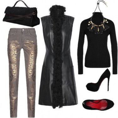 Outfit Rock #2931