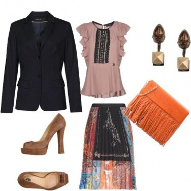 Outfit Etnico #3344