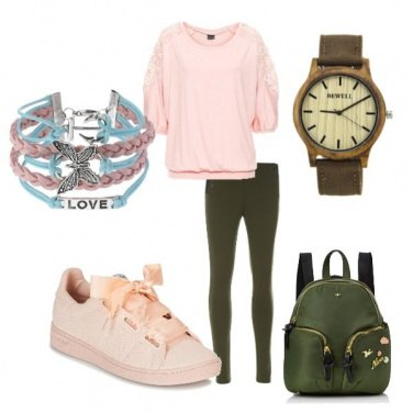 Outfit Urban #6735