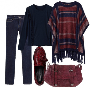 Outfit Relax nel weekend