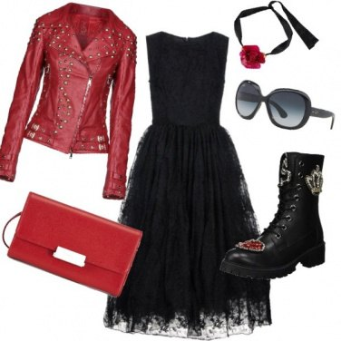 Outfit Rock #2925