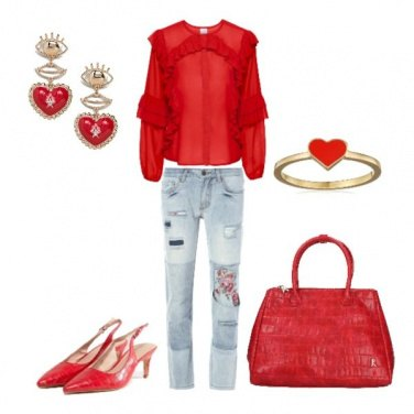 Outfit Appuntamento d\'amore