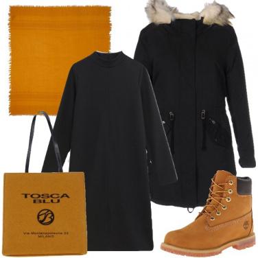 Outfit Il grande ritorno delle Timberland