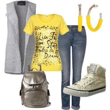 Outfit Urban #6739