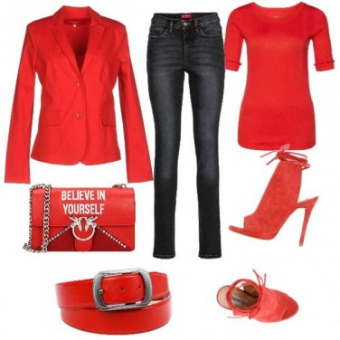 Outfit CMPS Red devil
