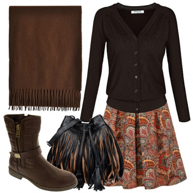 Outfit Foglie d\'autunno