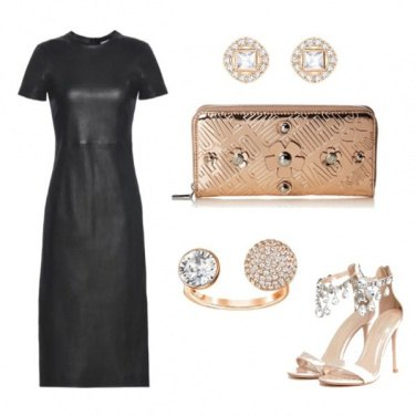 Outfit Lusso sobrio