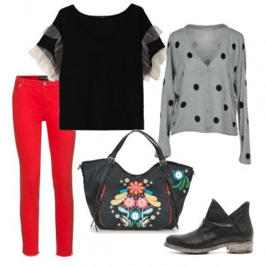 Outfit Urban #6744