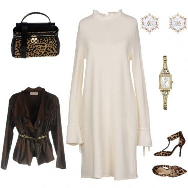 Outfit Anticipo d'autunno