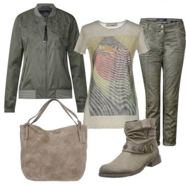Outfit Urban #6745