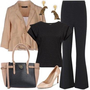 Outfit Il blazer di lino