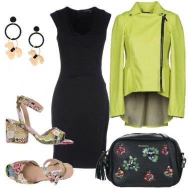 Outfit Verde splendente