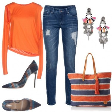 Outfit Due Colori
