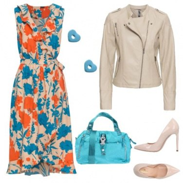 Outfit TSK Abito fantasia