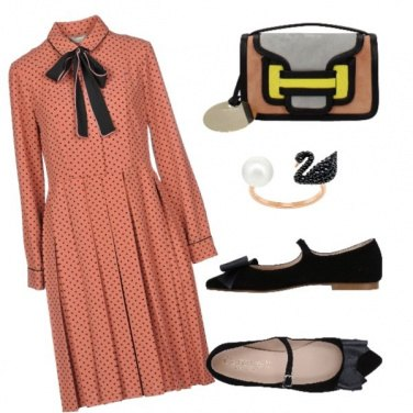 Outfit Bon ton trendy