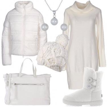 Outfit Regina delle nevi