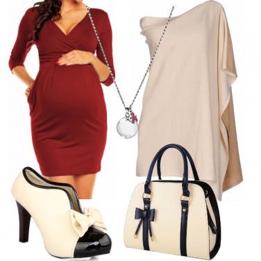 Outfit Gravidanza ed eleganza