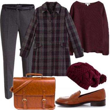 Outfit A novembre si studia
