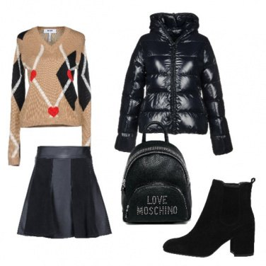 Outfit Urban #6764