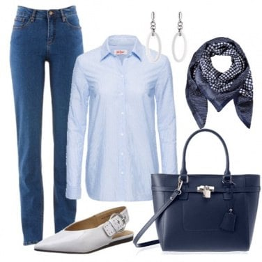 Outfit BASIC con stile