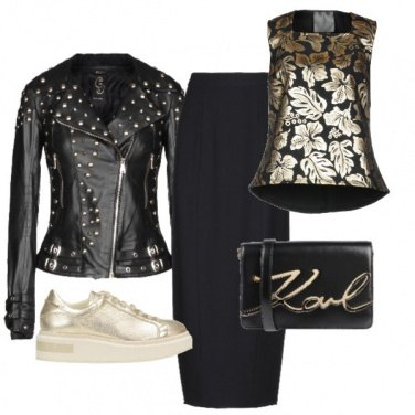 Outfit Goldie Rock