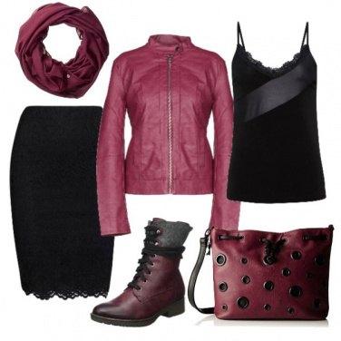 Outfit Tubino non convenzionale