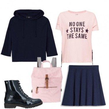 Outfit Ritorno a scuola