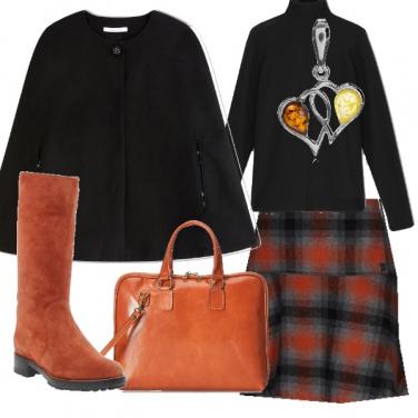 Outfit Lunedi\' al lavoro