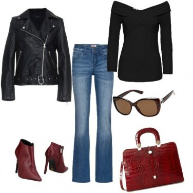 Outfit Che grinta!