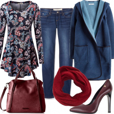 Outfit Casual ma con i tacchi